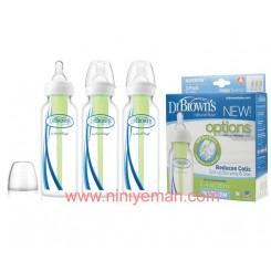 پک 3عددی شیر خوری dr browns