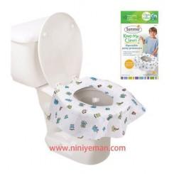 کاور یکبار مصرف توالت فرنگی Summer