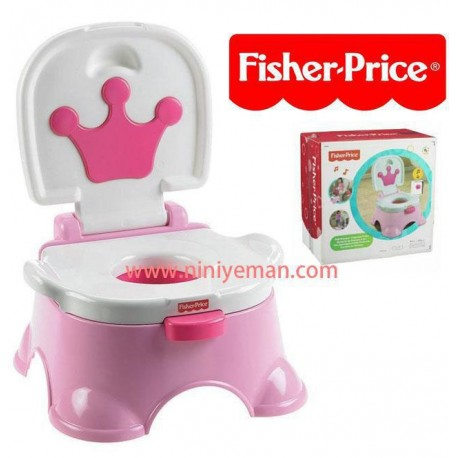 لگن آموزش توالت كودك Fisher price