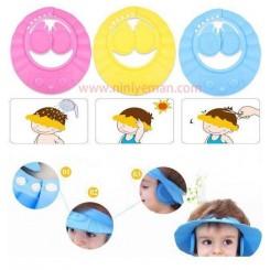 کلاه محافظ حمام نوزاد و کودک