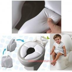 تبديل توالت فرنگي تاشو Mommys helper