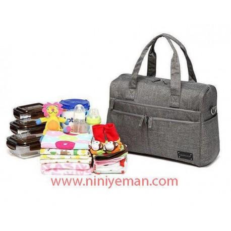 کیف حمل لوازم نوزاد colorland